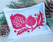 Pine Sachet - Pomegranate