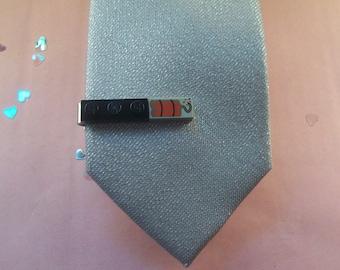 TNT Building Brick Tie Clip
