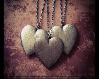 Be Still My Heart {Locket} Necklace