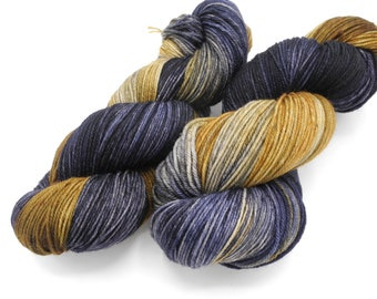Wit Beyond Measure Variegated - Hand Dyed Yarn -  Dyed to Order