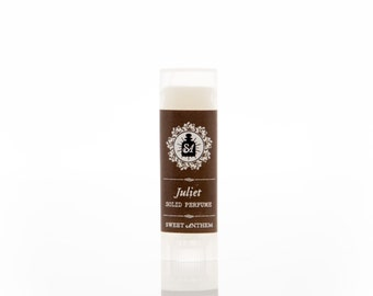 Juliet 5ml Solid Perfume - jasmine sambac flowers, orange blossoms &