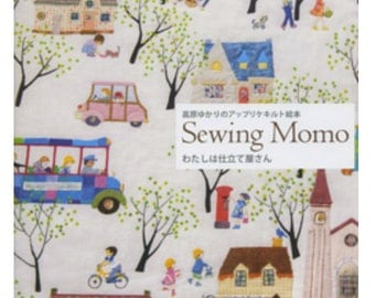 STORY QUILT Sewing MOMO - Japanese Craft Book