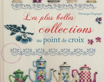 The Finest Collections -  Cross Stitch Craft Book