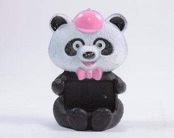 Avon Randy Pandy Panda Bear - Plastic Figure