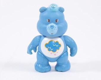 Vintage Care Bears Poseable Grumpy Bear - Lovely!