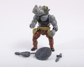 TMNT Teenage Mutant Ninja Turtles Bebop Rocksteady Villian With Accessories