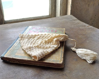 Antique Silk Baby Sleeping Stocking Cap