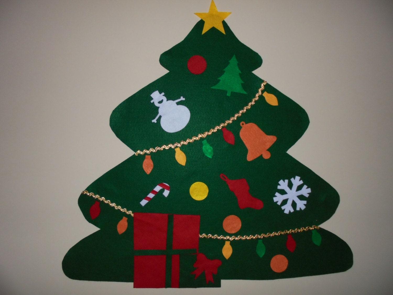 felt christmas tree kid u0027s gift 20 off sale children