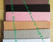 "Nicoles BeadBacking Beading Foundation 9x6"" Bead Embroidery Crafts"
