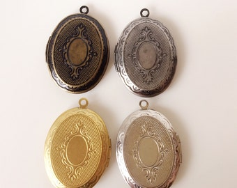 OVAL LOCKET 23x30mm - Code 180.675
