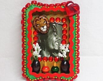 Bob Marley Nicho // Shrine // Collage