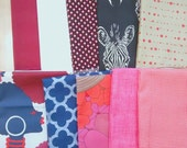 Rachel's Choice - Fat Quarter Bundle - 10 Designs