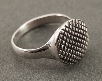 Grip ring - silver