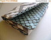 SALE Changing Pad Made of Fabrics to Match Your Bag