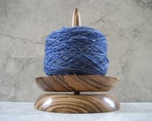 Knit Spinner (African Zebrawood)