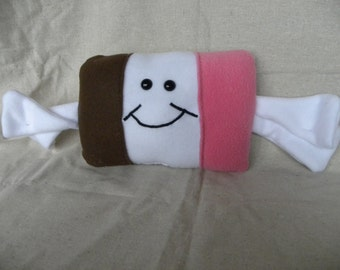 Candy - Pillow - Plush - Fun - Humor