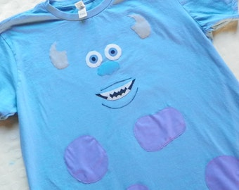 Sulley Inspired Tshirt Monsters Inc Toddler Youth Adult