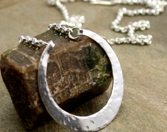 Diana Necklace in Sterling Silver