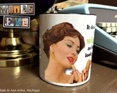 It doesn't matter if you win or lose as long as you look F-ing faboulous doing it!- COFFEE MUG