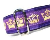 "1.5"" Dog Collar Royalty - Choose Your Collar Style!"