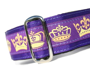 "1.5"" Dog Collar Royalty - Choose Your Collar Style!"