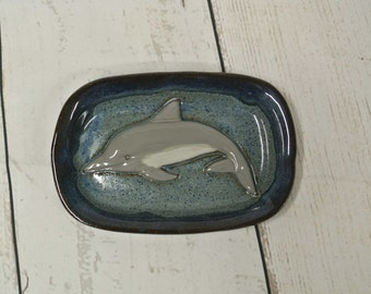 Lester the Dolphin Soap Dish