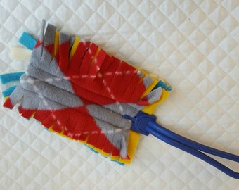 Swiffer Duster Refill, Refill for Swifter Duster,Reusable Duster Cover,Refill for Pledge Duster,Mixed Colors,Cleaning Supplies,Fleece Duster