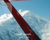 Glacier views - origional photo
