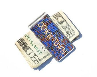 MONEY CLIP, Moneyclip, NYC Subway, New York City