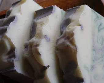 Pearberry - Cold Process Soap - Made with Shea Butter - Vegan