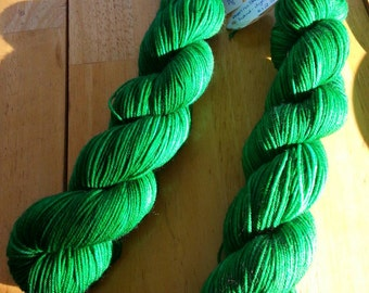 Hand-dyed Sock Yarn 50g