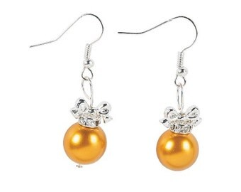 Ornament Ball Earrings