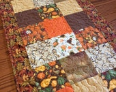 Fall Charm Table Runner