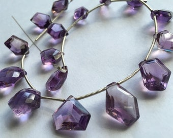 1/2 strand amethyst nuggets WHOLESALE PRICE 20.00