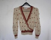 Woman's Vintage Pullover Sweater size Small