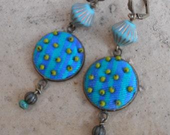 Rivulet earrings