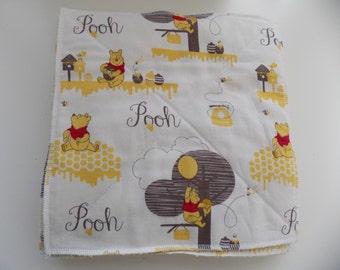 Pooh Reusable unpaper towels Small/No snaps