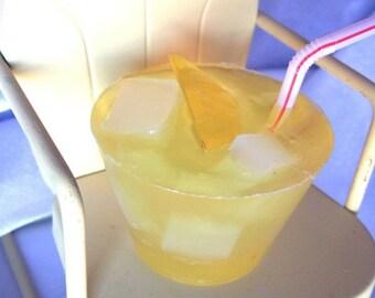 Lemonade Summer Drink Soap