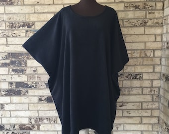"Plus Size ""ANY COLOR"" Fleece Tunic"