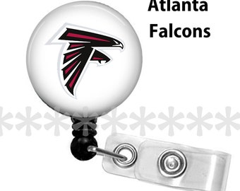 ID reel with MYLAR covering...Atlanta Falcons