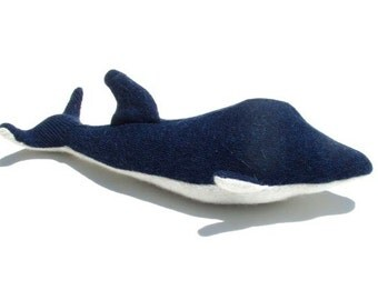 Sweater Scrap Dolphin