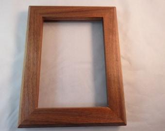 5x7 Black Walnut Picture Frame