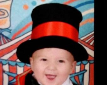 Circus Master Hat