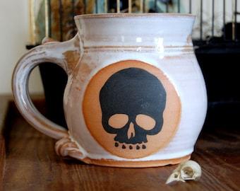 Skull Mug - Made to Order