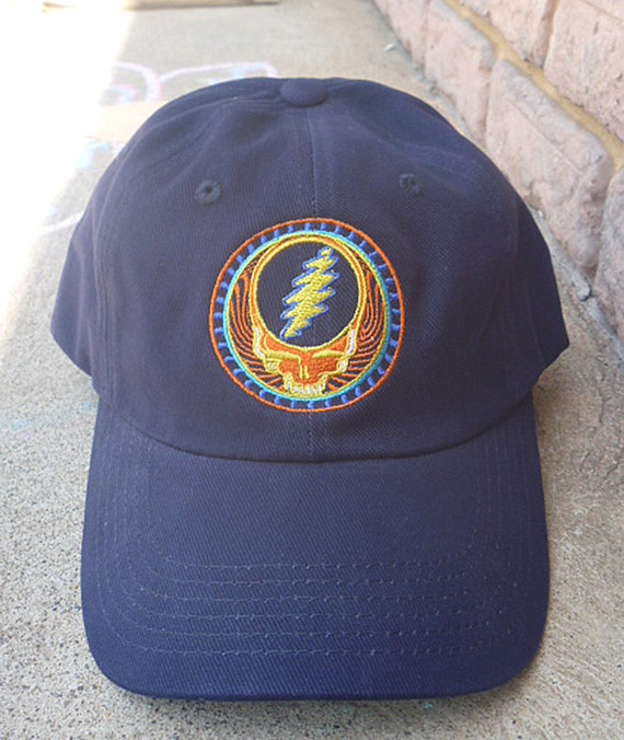 grateful dead hat syf day by sherrishempdesigns