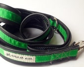 Leash- Emerald Green