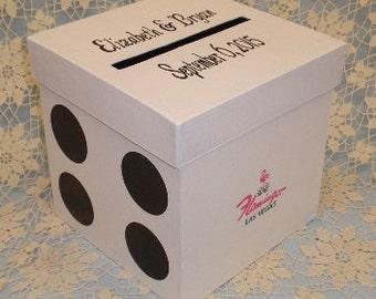 Las Vegas Theme Gift Card Box