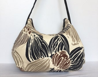 Pleated Bag // Shoulder Purse - Sandy Taupe