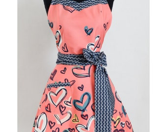 Sweetheart Chic Apron Pattern