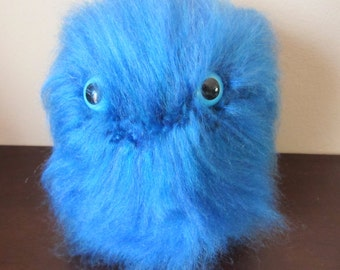 Pygmy Puff Blue with Light Blue Eyes